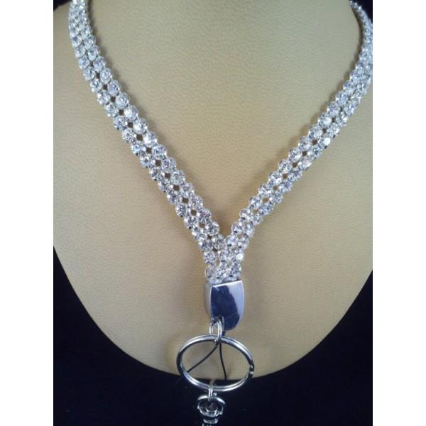 Rhinestone Bling Diamond Fashion Stylish 36 Quot Diamond Badge